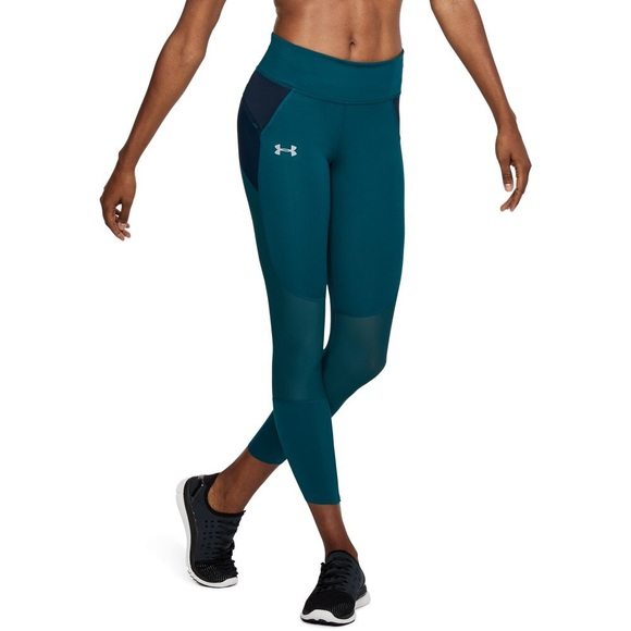 hot-selling official release info on good out x Under Armour Speedpocket Crop Heatgear NWT